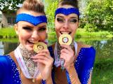 Příbramské mažoretky Sevensport si vybojovaly postup na Mistrovství světa