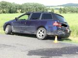 Aktuálně: U Sádku došlo ke srážce dvou vozidel