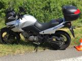 Aktuálně: Po havárii motorky kolabuje Strakonická