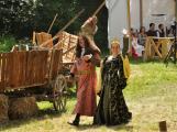 Královna Johanka opět zavítala do Rožmitálu