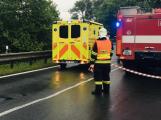 Aktuálně: Na Strakonické přistává vrtulník, policisté komunikaci uzavřeli