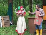 V lesoparku Litavka děti poznaly koloběh přírody