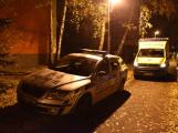 Namol opilý muž urážel matku a napadl příbuzného, policisté ho odvezli k vystřízlivění na záchytku