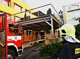 V domě s pečovatelskou službou v Rožmitále pod Třemšínem zahořelo lůžko