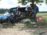 Včerejšek na příbramských silnicích: Těžké zranění a škoda přes milion