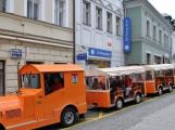 Turistický vláček vyjede při Prokopské pouti
