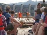 Kamýcký vor pluje i letos až do srpna