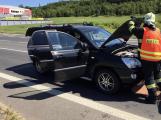 Aktuálně: Evropskou uzavřela hromadná nehoda