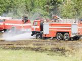 Aktuálně: Sucho trvá, požáry polí se množí