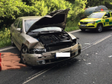 Aktuálně: Vážná dopravní nehoda uzavřela hlavní tah na Rožmitál