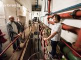 Tip na výlet: Noční exkurze do vodní elektrárny Orlík