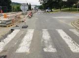 Z důvodu výměny kanalizace bude uzavřena ulice Legionářů
