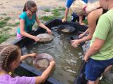 Tip na výlet: Škola rýžování zlata v Novém Kníně