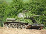 Tank T-34 bratří Míků bude opět jedním z hlavních lákadel slivické bitvy