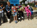 Letos poprvé se postižené děti z Alky zúčastnily příměstského tábora