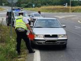 Dopravní nehoda si vyžádala zranění cyklisty