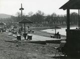 Z historie Nového rybníka: Vandalismus a zhoršená kvalita vody trápila rybník i v minulosti