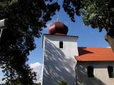 Kostel v Kamýku nad Vltavou dostane nový zvon