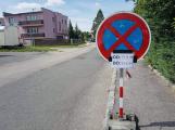 V příštím týdnu začne v ulicích Strakonická a Brodská dopravní omezení
