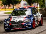 Černý s Černohorským chtějí na Barum rally dojet pro celkový úspěch