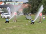 Neznámý pachatel okradl sedlčanské hasiče