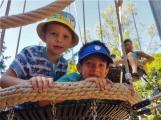 V létě se opět konal oblíbený Sportovní příměstský tábor pod taktovkou SZM