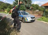 Aktuálně: Se střelnou zbraní ohrožoval ženu, na místo byla povolána zásahová jednotka