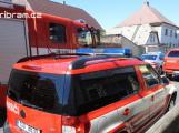 V Příbrami jsou lokality, kam se nedostane těžká hasičská technika
