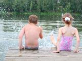 O víkendu se ohřejeme, se začátkem školního roku přijde ochlazení a déšť