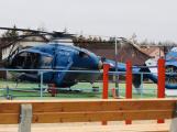 Škoda po nehodě vrtulníku u Dobříše je 80 mil., pilot bez viny