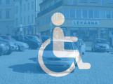 Držitelé průkazů ZTP a ZTP/P budou mít parkování první dvě hodiny zdarma