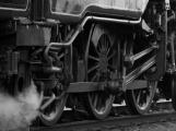 Oslavy sedlčanské lokálky: Čekali parní lokomotivu, přijela dieselová