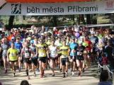Běh města Příbrami: Trasa bude mírně kratší, nově poběží i čtyřčlenné štafety