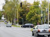 Oprava semaforu v Žežické se protáhne až do října