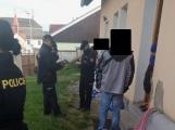 Policie se zaměřila na nelegální zaměstnávání cizinců