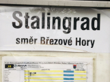 Příbram přejmenuje autobusovou zastávku Stalingrad