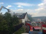 Pátek třináctého: Dva hasičské výjezdy za dvě minuty