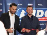 Příbram má největší tréninkové hokejové centrum v Česku