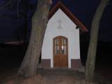 Kapličku v Lazsku lidé doslova vzkřísili z popela