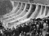 Slapská přehrada slaví 65 let. Zatopila jedno z nejhezčích evropských údolí
