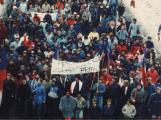 Příbram si připomene třicáté výročí Sametové revoluce