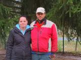 Letošní vánoční strom vyrostl v Oborách, měří patnáct metrů