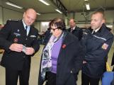 Ministryně spravedlnosti navštívila příbramskou věznici