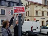 Pochod svobody prošel přes Příbram