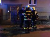 Hasiči vyjížděli k požáru bytu, na místě nalezli mrtvou ženu