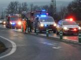 Dvě dopravní nehody zkomplikovaly provoz na Evropské