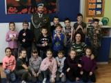 Děti vyjádřily čest válečným veteránům