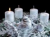 Začíná advent, doba čekání na Vánoce
