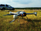 Policejní drony pomáhají v náročných podmínkách, kdy nelze použít klasickou techniku či vrtulníky
