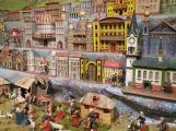 Dějiny betlémů v Čechách začínají rokem 1560. Marie Terezie je později zakázala